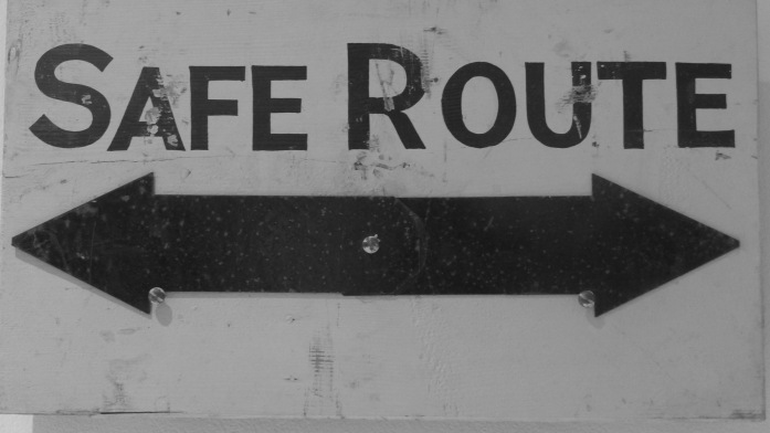 314. %22Safe Route%22